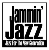 Jammin' Jazz text logo - Jazz for the New Generation