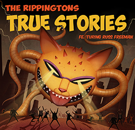 True Stories album cover from the Rippingtons